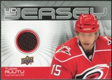 2010/11 Upper Deck Game Jerseys #GJTR Tuomo Ruutu