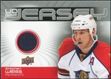 2010/11 Upper Deck Game Jerseys #GJWE Stephen Weiss