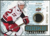 2010/11 Upper Deck Rookie Materials Patches #RMZD Zac Dalpe 1/25