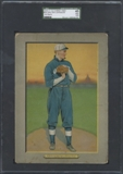 1910/11 T3 Turkey Red (Ad Back) Baseball #99 Walter Johnson SGC 45 (VG+ 3.5) *6019