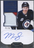 2011/12 Dominion #200 Mark Scheifele Rookie Patch Auto #95/99