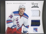 2011/12 Luxury Suite #14 Mats Zuccarello Jersey Stick
