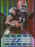 2004 Upper Deck Reflections Signature Reflections #SRKW Kellen Winslow Jr. Autograph