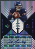 2004 Upper Deck Reflections Signature Threads #STRG Rex Grossman Autograph /99