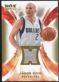 2008/09 Upper Deck Hot Prospects Hot Materials #HMJK Jason Kidd