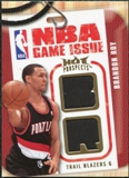 2008/09 Upper Deck Hot Prospects NBA Game Issue Jerseys #NBABR Brandon Roy /149