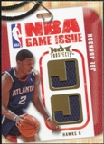 2008/09 Upper Deck Hot Prospects NBA Game Issue Jerseys #NBAJJ Joe Johnson /149
