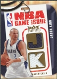 2008/09 Upper Deck Hot Prospects NBA Game Issue Jerseys #NBAJK Jason Kidd /149