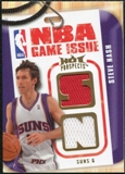 2008/09 Upper Deck Hot Prospects NBA Game Issue Jerseys #NBASN Steve Nash /149