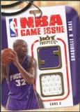 2008/09 Upper Deck Hot Prospects NBA Game Issue Jerseys #NBASO Shaquille O'Neal 146/149