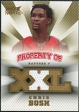 2008/09 Upper Deck Hot Prospects Property of Jerseys #POBO Chris Bosh /199