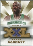 2008/09 Upper Deck Hot Prospects Property of Jerseys #POKG Kevin Garnett /199