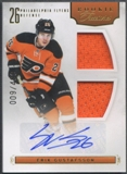 2011/12 Panini Rookie Anthology #149 Erik Gustafsson Rookie Jersey Auto #009/499