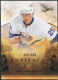 2010/11 Upper Deck Artifacts #219 Nino Niederreiter /699