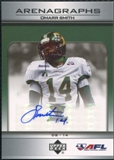 2006 Upper Deck AFL Arenagraphs #OS Omarr Smith Autograph
