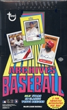 2013 Topps Archives Baseball Hobby Box