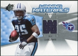 2006 Upper Deck SPx Rookie Winning Materials #WMRLW LenDale White