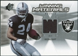 2006 Upper Deck SPx Rookie Winning Materials #WMRMH Michael Huff