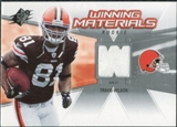 2006 Upper Deck SPx Rookie Winning Materials #WMRTR Travis Wilson