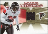 2006 Upper Deck SPx Winning Materials #WMVAC Alge Crumpler SP