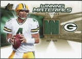 2006 Upper Deck SPx Winning Materials #WMVBF Brett Favre