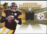 2006 Upper Deck SPx Winning Materials #WMVBR Ben Roethlisberger