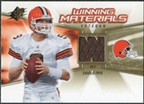 2006 Upper Deck SPx Winning Materials #WMVCF Charlie Frye