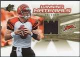 2006 Upper Deck SPx Winning Materials #WMVCP Carson Palmer