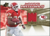 2006 Upper Deck SPx Winning Materials #WMVLJ Larry Johnson