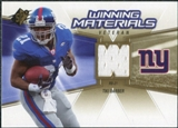 2006 Upper Deck SPx Winning Materials #WMVTB Tiki Barber