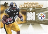 2006 Upper Deck SPx Winning Materials #WMVWP Willie Parker