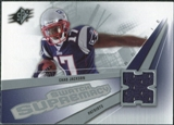 2006 Upper Deck SPx Rookie Swatch Supremacy #SWCH Chad Jackson
