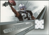 2006 Upper Deck SPx Rookie Swatch Supremacy #SWMH Michael Huff