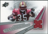2006 Upper Deck SPx Rookie Swatch Supremacy #SWMR Michael Robinson