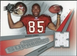 2006 Upper Deck SPx Rookie Swatch Supremacy #SWMS Maurice Stovall