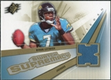 2006 Upper Deck SPx Swatch Supremacy #SWBL Byron Leftwich