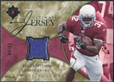 2006 Upper Deck Ultimate Collection Jerseys #ULEJ Edgerrin James /99