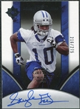 2006 Upper Deck Ultimate Collection #219 Skyler Green RC Autograph /275