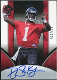 2006 Upper Deck Ultimate Collection #233 D.J. Shockley RC Autograph /275