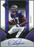 2006 Upper Deck Ultimate Collection #234 Demetrius Williams Autograph /275