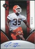 2006 Upper Deck Ultimate Collection #236 Jerome Harrison Autograph /275