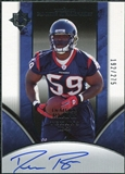 2006 Upper Deck Ultimate Collection #242 DeMeco Ryans RC Autograph /275