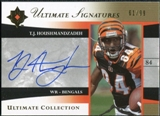 2006 Upper Deck Ultimate Collection Ultimate Signatures #USHO T.J. Houshmandzadeh Autograph /99