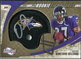 2006 Upper Deck Sweet Spot Gold Rookie Autographs #238 Demetrius Williams Autograph /100
