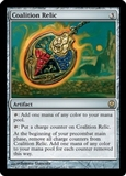 Magic the Gathering Duel Deck Single Coalition Relic UNPLAYED (NM/MT)