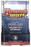2015 Bowman's Best Baseball Hobby 8-Box Case - DACW Live 29 Spot Random Team Break #4
