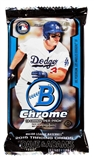 2015 Bowman Chrome Baseball Jumbo Pack