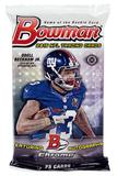 2015 Bowman Football Hobby Pack