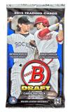2015 Bowman Draft Picks & Prospects Baseball Hobby Pack