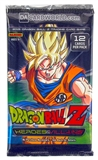 Panini Dragon Ball Z: Heroes & Villains Booster Blister Pack (Lot of 50)